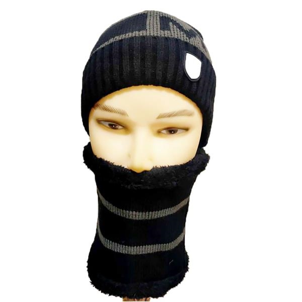 Memories of childhood children scarf Winter Warm Knitted Set