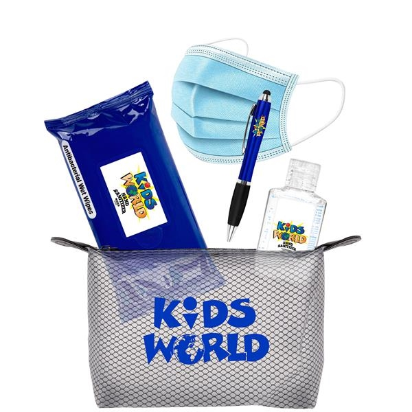 The Basics Child PPE Travel Kit