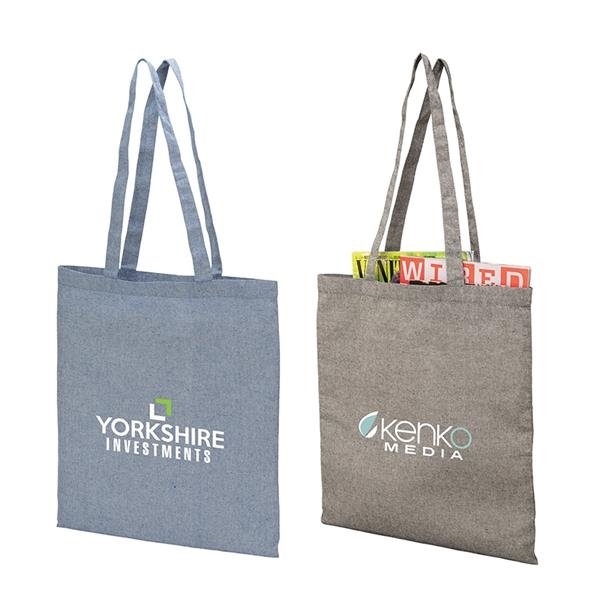 Huron Recycled Cotton Tote