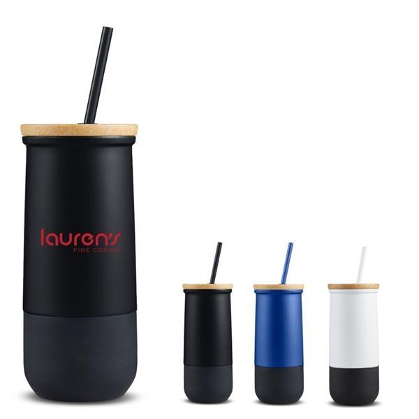 20 oz. Intrigue Vacuum Straw Tumbler