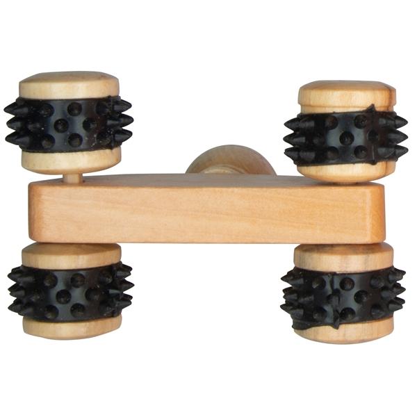 Small Wooden Massager