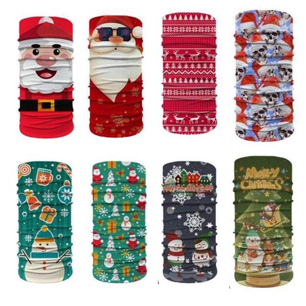 Christmas Multifunction Headband