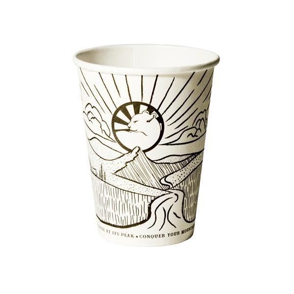 12 oz Paper Hot Cup