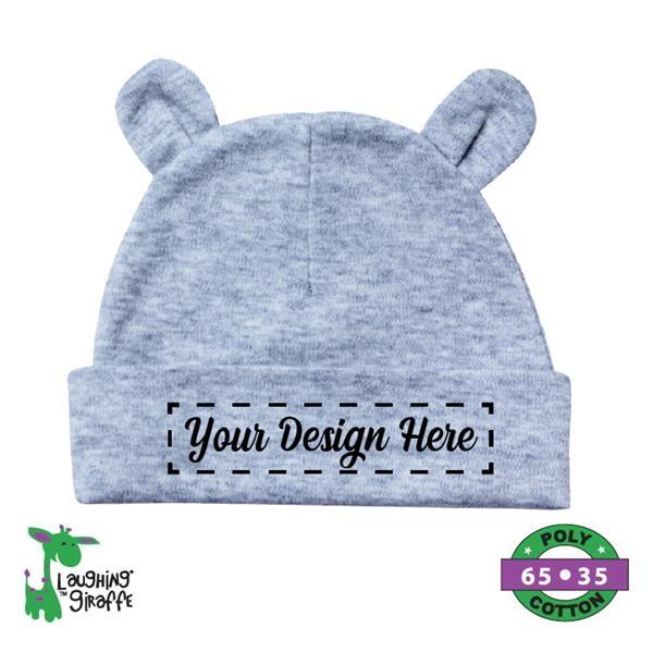 Baby Bear Ears Beanie Hat