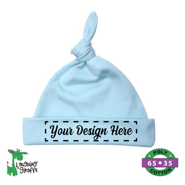 Baby Knotted Beanie Hat - Laughing Giraffe®