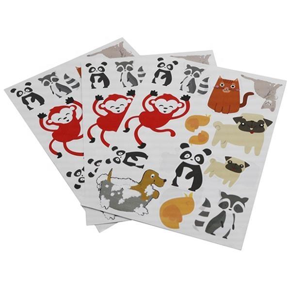 Full Color Die Cut Stickers