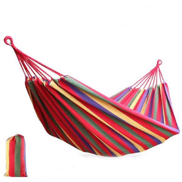 Canvas Fabric Hammock