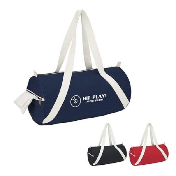 Cotton Duffel Bag