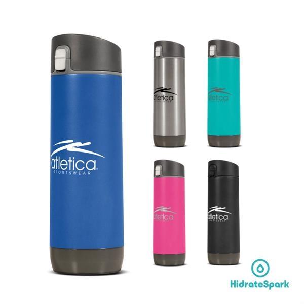 HidrateSpark® Steel Smart Water Bottle -