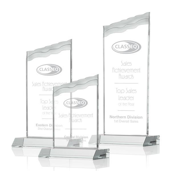 Oakwood Award - Clear