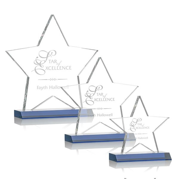 Chippendale Star Award - Blue