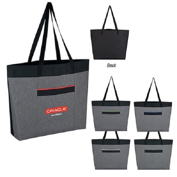 Heathered Tote Bag