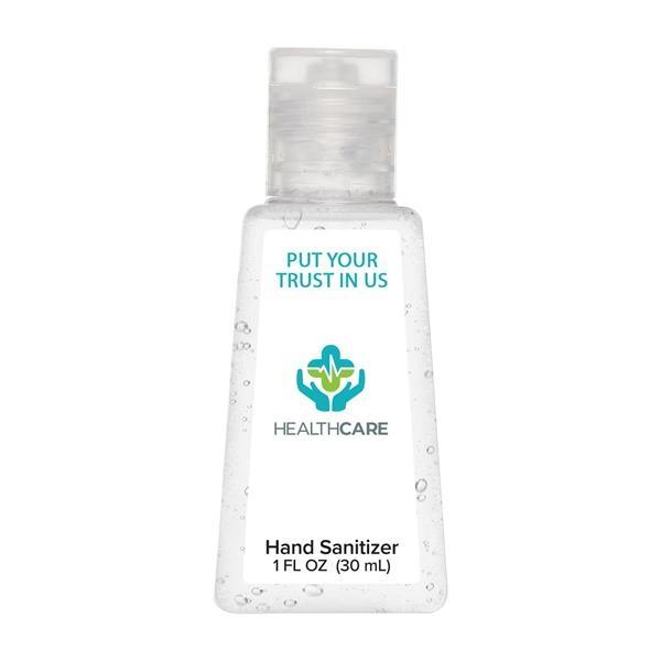 Aromatic 1 oz Gel Hand Sanitizer w/ Full