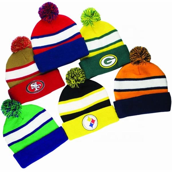 Rush Service Outdoor Knitted Warm Hat