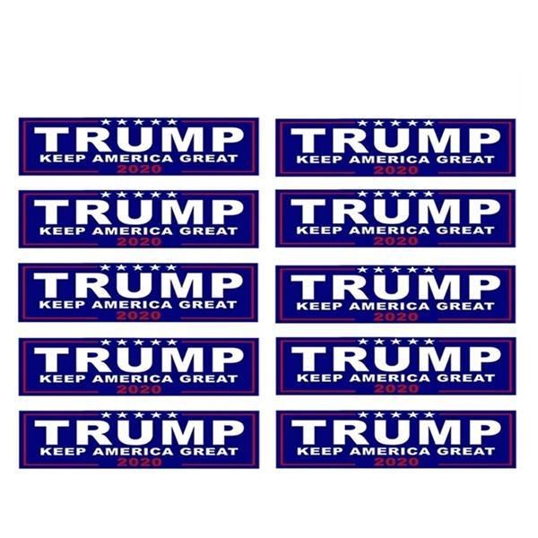 2020 Trump Election Decals Stickers 10pcs