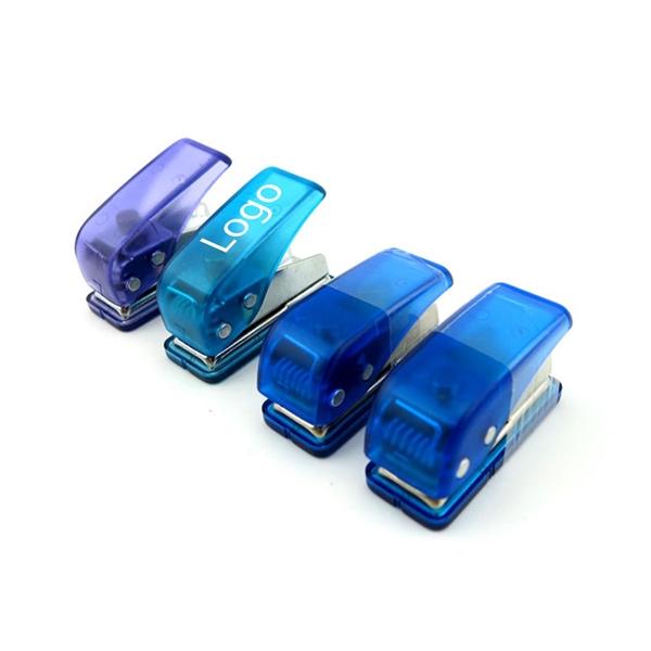 Mini Semi-Transparent Staplers
