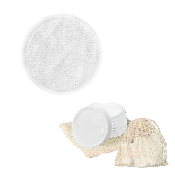 Round Shape Makeup Remover Pad