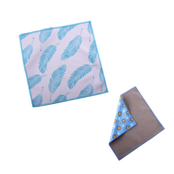 2-in-1 Microfiber Cleaning Cloth