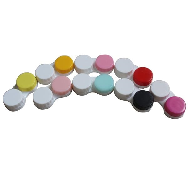 Plastic Contact Lens Case