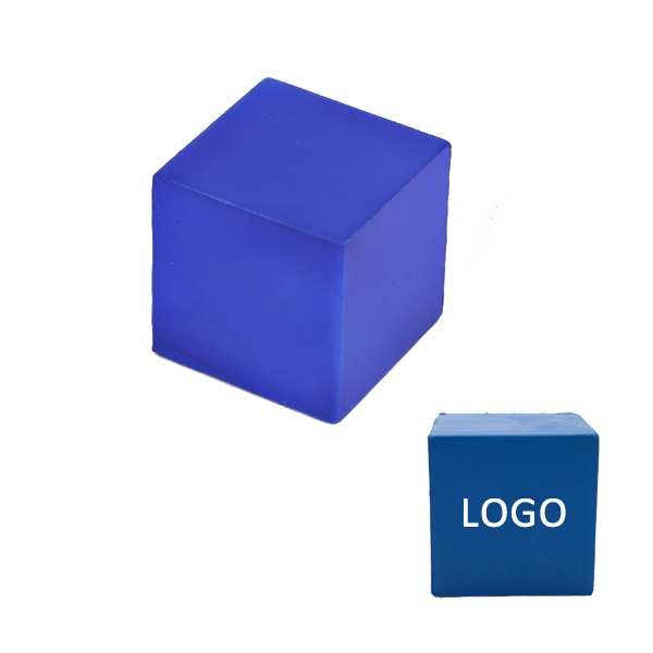 2 Inches Cube Stress Reliever