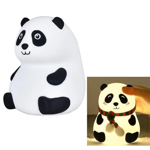 Panda Clap Lamp