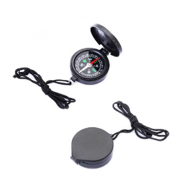 Compass With Conversions Strap