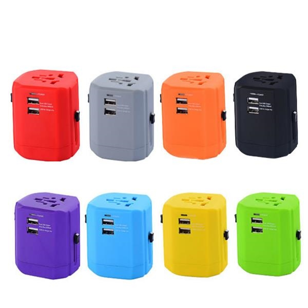 Universal Multi-function Travel Adapter