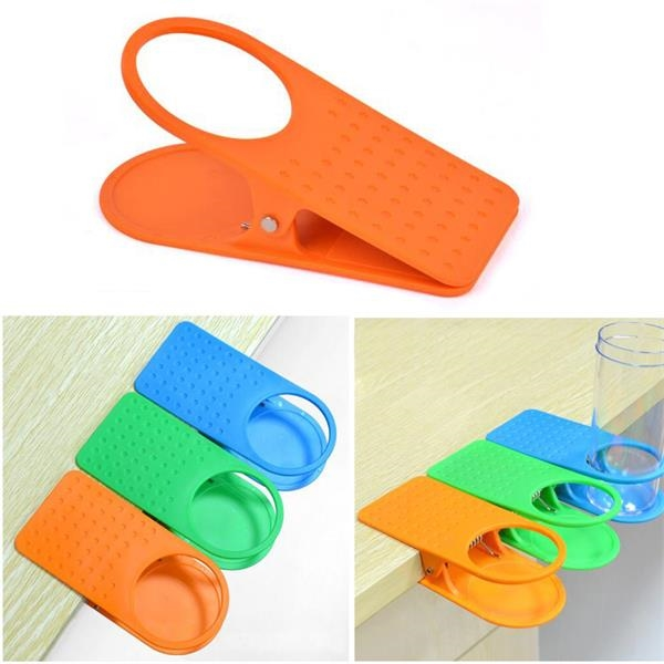 Plastic Table Cup Holder Clip