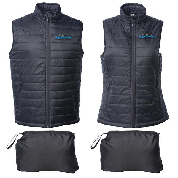 Puffy Vest Men's and Women's