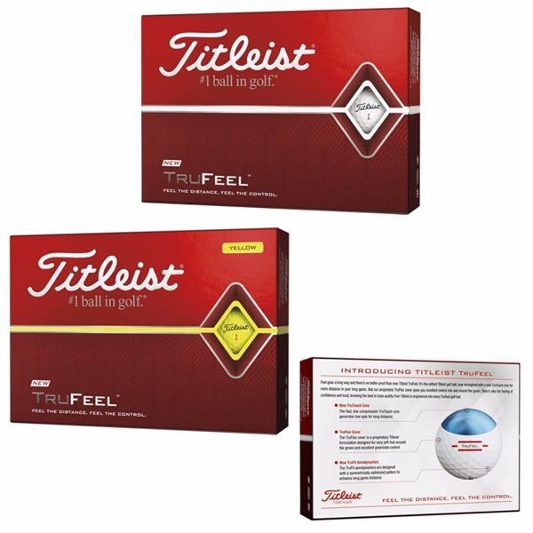 Titleist TruFeel Golf Ball Standard Service