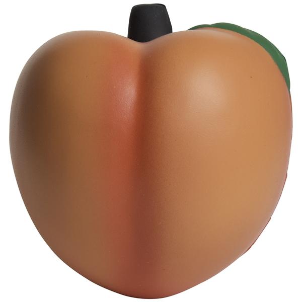 Squeezies (R) Peach Stress Reliever