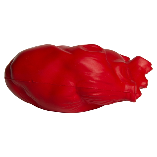 Squeezies (R) Heart (Anatomical) Stress Reliever