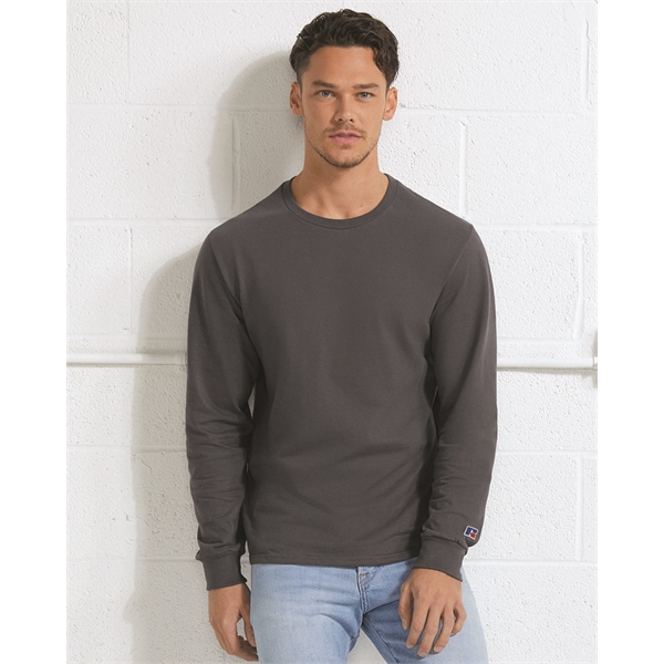 Russell Athletic Combed Ringspun Long Sleeve T-Shirt