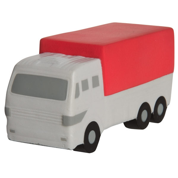 Squeezies (R) Delivery Truck Stress Reliever