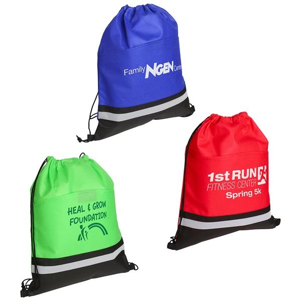 Safety Drawstring Bag