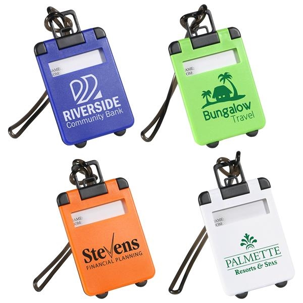 Travel Tote Luggage Tag