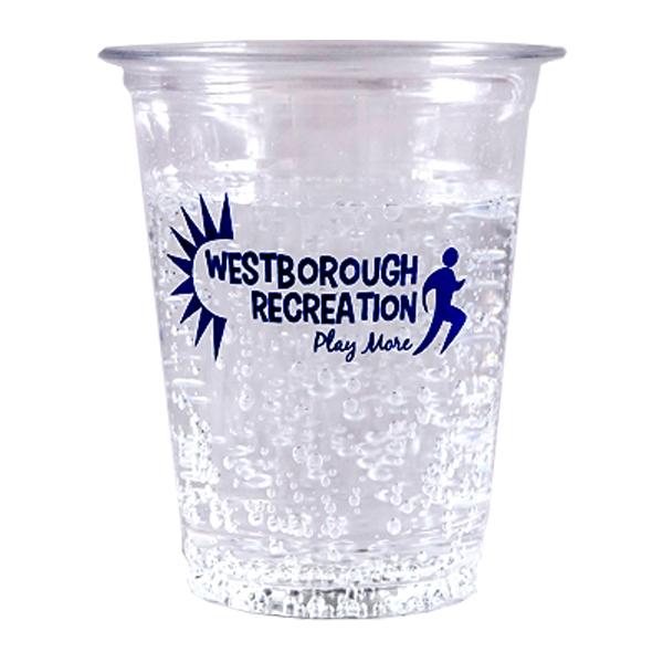 12 oz. Clear Plastic