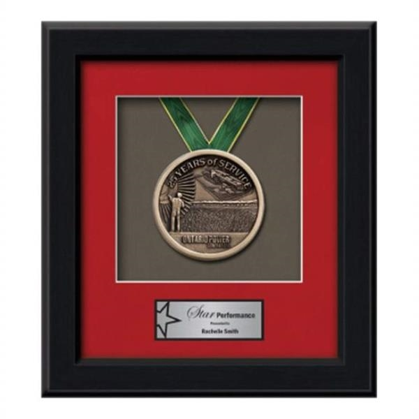 Myriad Medallion - Black