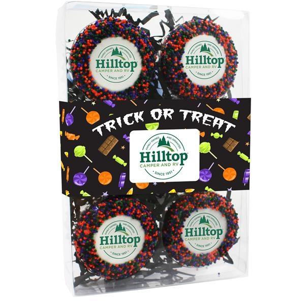 Halloween Chocolate Covered Orio Gift Box