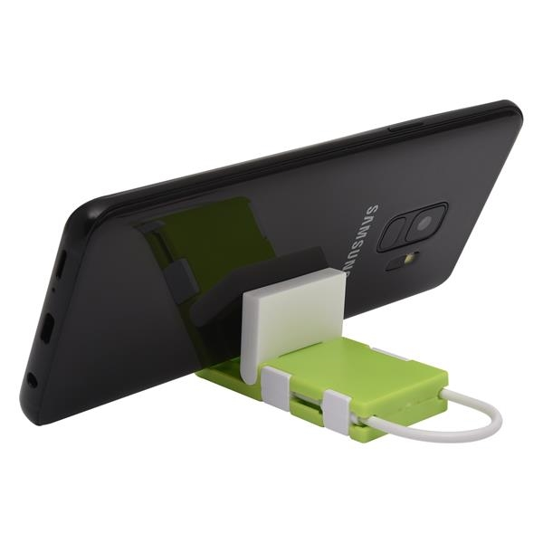 Hideaway 3-In-1 Charging Cable & Phone Stand
