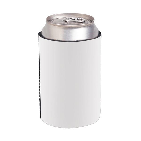 Full Color Kan-Tastic - Full color can holder that folds flat for easy storage.