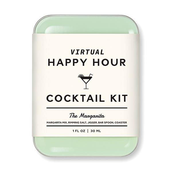 W&P Virtual Happy Hour Cocktail Kit - Margarita