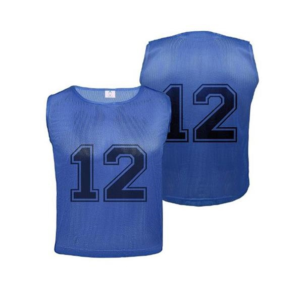 Athllete Pinnie with numbers - Scrimmage Vest