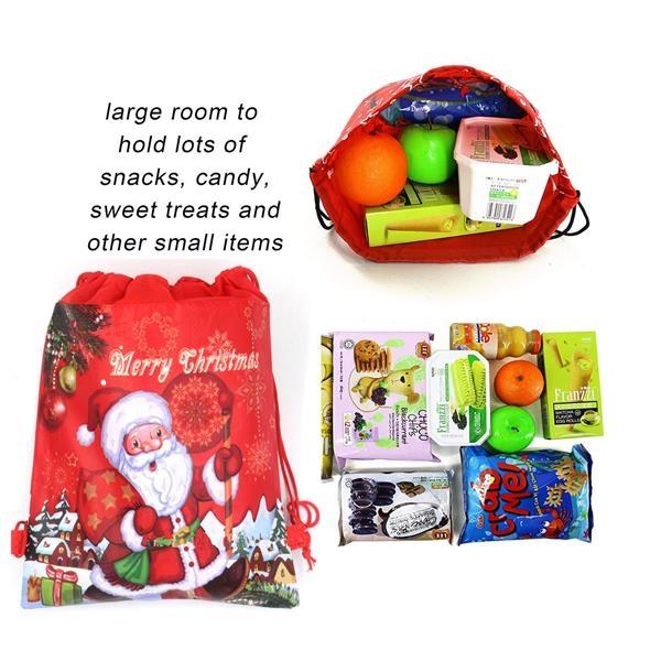 Christmas Drawstring Bag