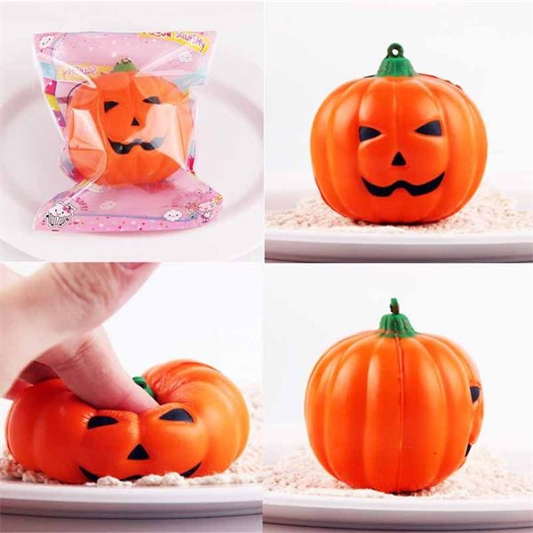 Stress Reliever Slow Rebound Pumpkin Toy