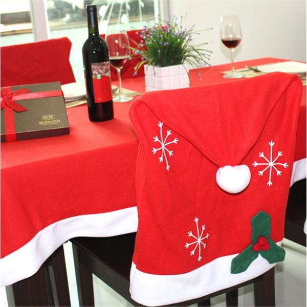 Christmas Table Cloth & Chair Cover Set