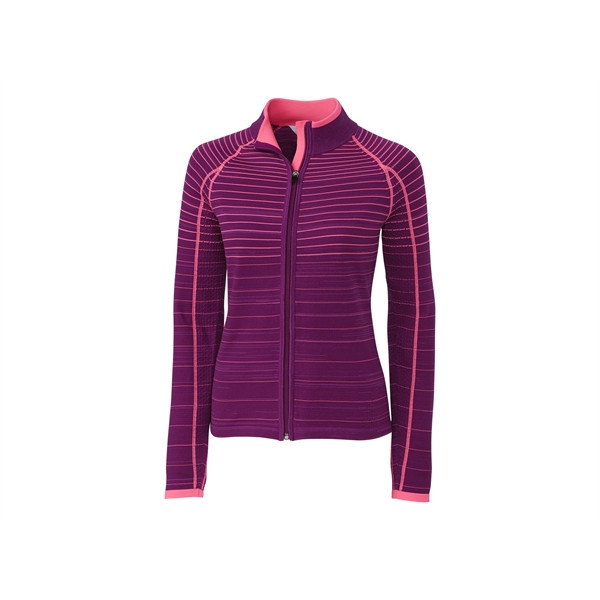 Annika L/S Approach Technical Sweater
