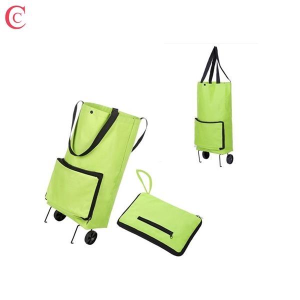 Foldable Tug Supermarket Bag