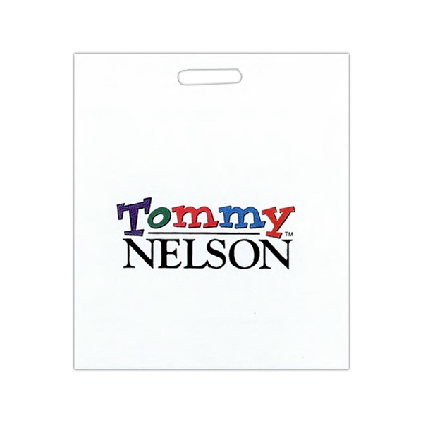 1 Color - Kari All Bags With Die Cut Foldover Handle Photo