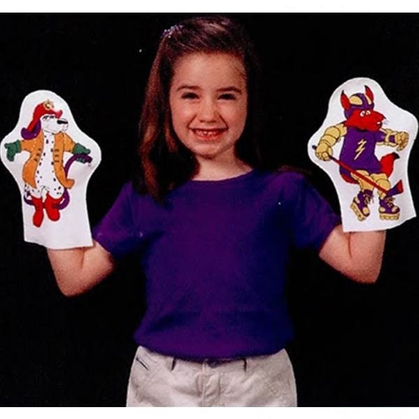 "Color Me (tm) - 6 Working Days - Stock Design, Hand Puppet, 6 3/4"" X 9 1/4"" Photo"